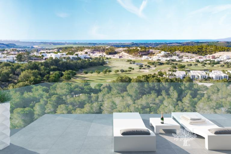 Apartments - New Build - Orihuela Costa - Las Colinas