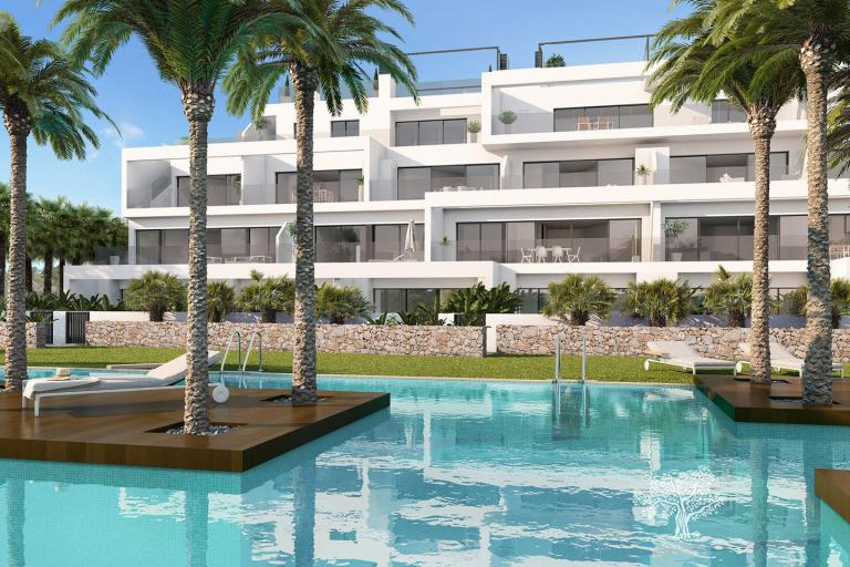 Appartementen - New Build - Orihuela Costa - Las Colinas