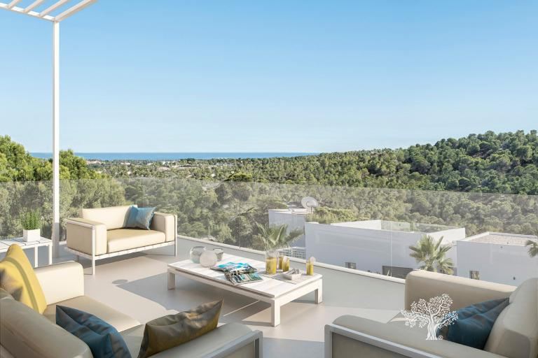 Wohnungen - New Build - Orihuela Costa - Las Colinas