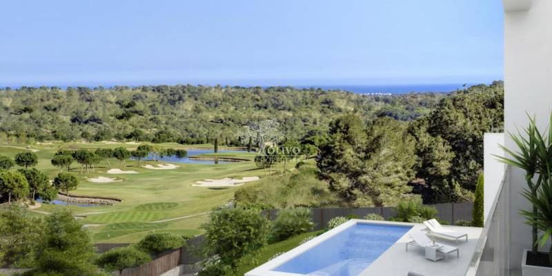 Las Colinas Orihuela Costa, the perfect place to enjoy golf and the beach